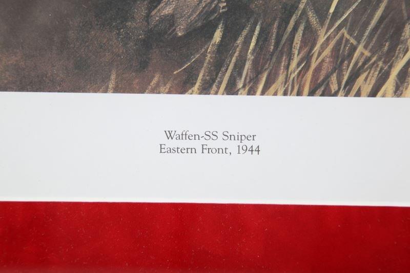 MAX GRACE WAFFEN SS SNIPER 1944 - 3