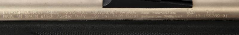 CVA HUNTERBOLT MAGNUM BLACK POWDER MUZZLELOADER - 3