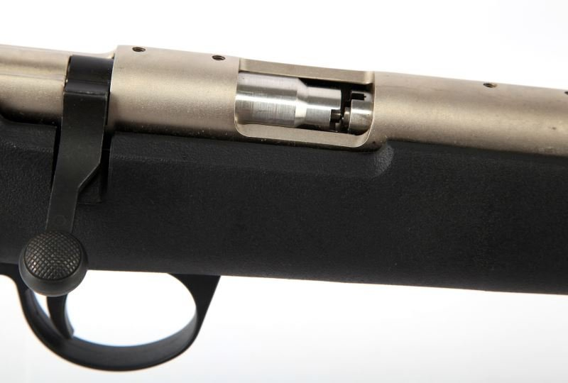 CVA HUNTERBOLT MAGNUM BLACK POWDER MUZZLELOADER - 5