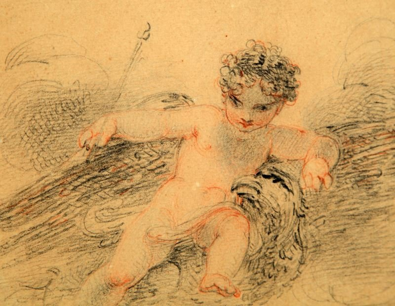 FRANCESCO BARTOLOZZI R.A. INFANT JUPITER STUDY