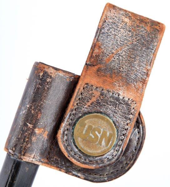 SPRINGFIELD MODEL 1870 ROLLING BLOCK US NAVY RIFLE - 9
