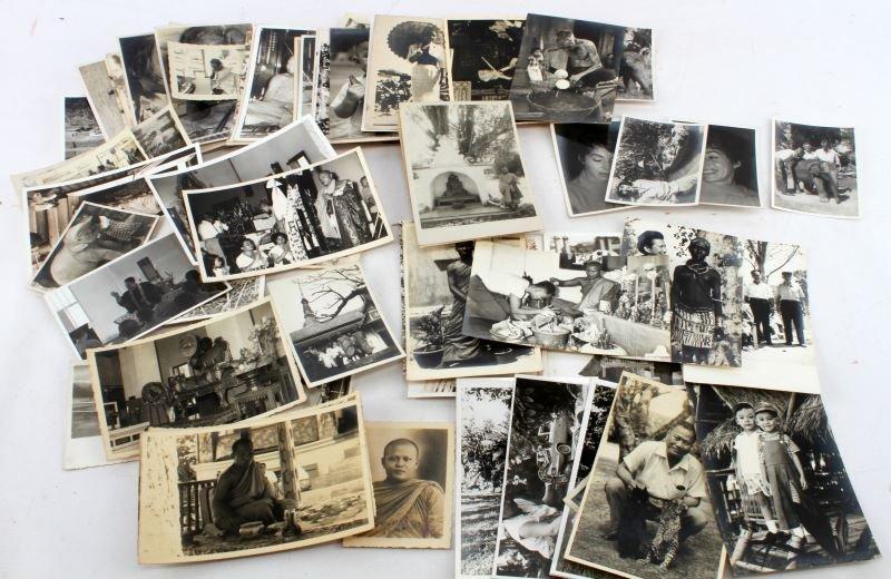 OVER 60 S.E. ASIA TRAVEL PHOTOS MONKS, ANIMALS ETC