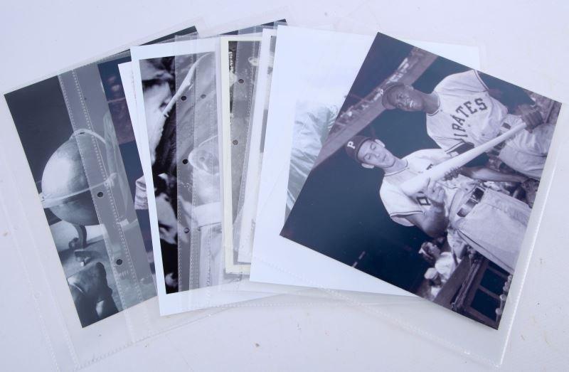 12 HISTORIC 8X10 PHOTOGRAPHS BASEBALL ROOSEVELT
