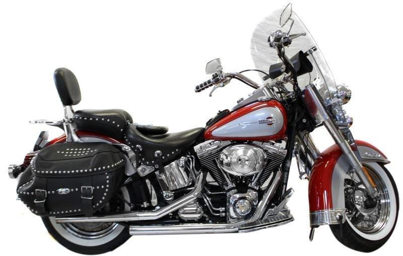 HARLEY DAVIDSON 2001 HERITAGE SOFT TAIL MOTORCYCLE