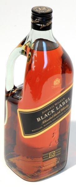 Black Label Price >> Johnnie Walker Black Label Scotch 1 75 Liter