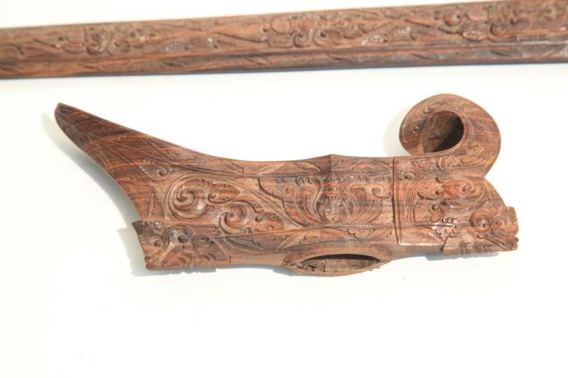 ANTIQUE KRIS KERIS KNIFE BARONG SWORD BALI MALAYA - 2
