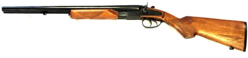 JING DOUBLE BARREL 12GA STAGECOACH SHOTGUN