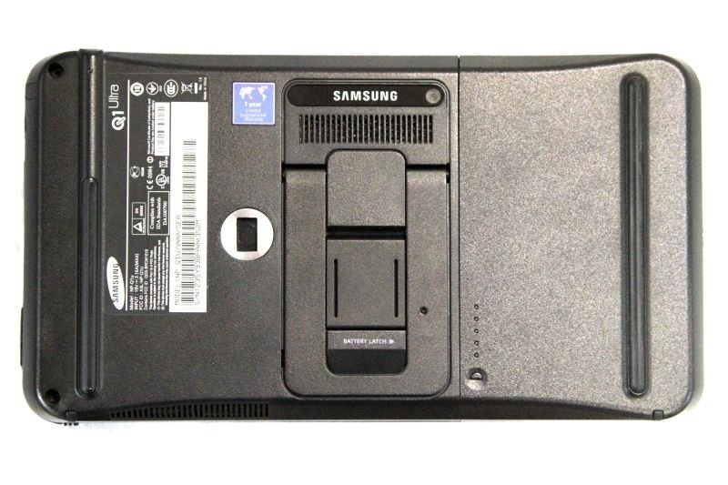 SAMSUNG NP-Q1U/600/SEA ULTRA MOBILE PC &AC ADAPTER - 3
