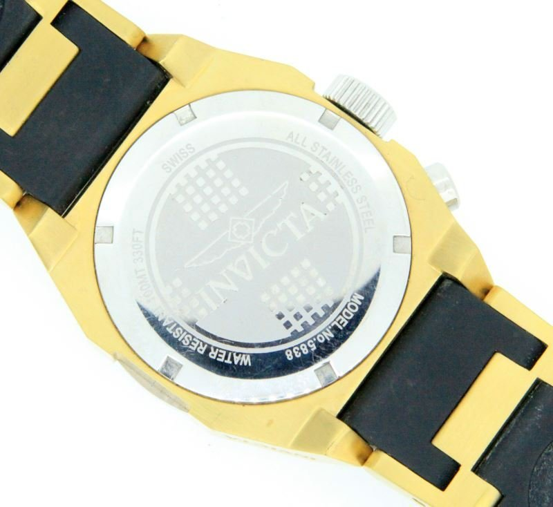 MENS INVICTA WATCH MODEL 5838 - 3