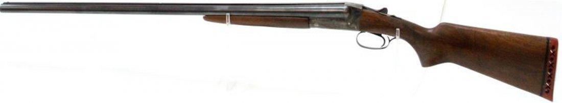 WARDS WESTERN FIELD DELUXE SB530 SXS 12 GAUGE
