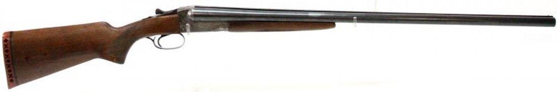 WARDS WESTERN FIELD DELUXE SB530 SXS 12 GAUGE - 5