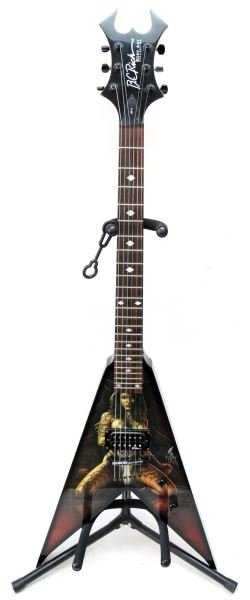 bc rich jr v kit rae body art electric guitar. Black Bedroom Furniture Sets. Home Design Ideas