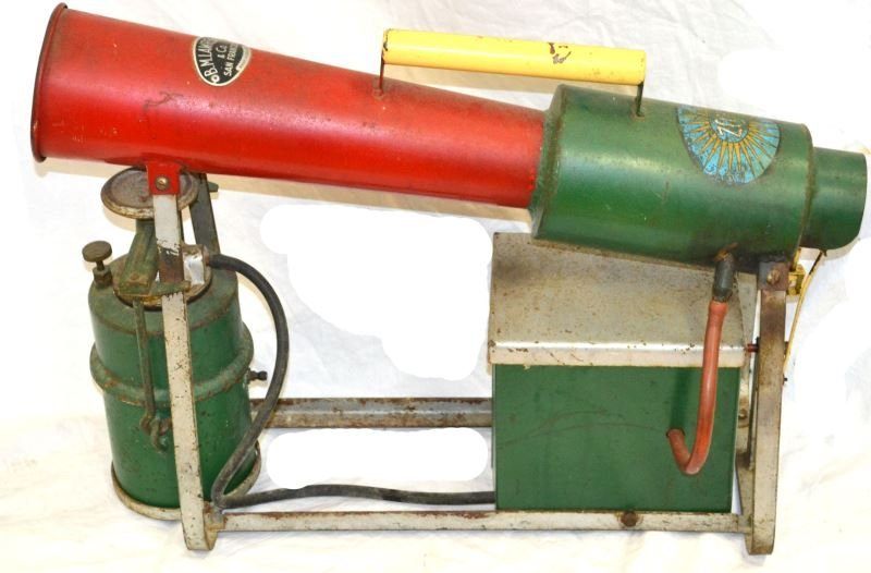 B. M. LAWRENCE & CO  ANTIQUE ZON ORCHARD GUN