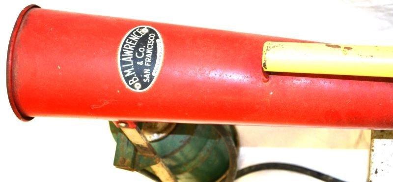B. M. LAWRENCE & CO  ANTIQUE ZON ORCHARD GUN - 2