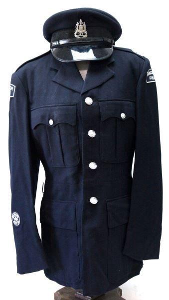 1970 VANCOUVER POLICE DEPARTMENT UNIFORM