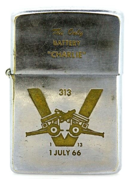 VIETNAM WAR 67-68 ZIPPO LIGHTER SNOOPY GOOD GRIEF