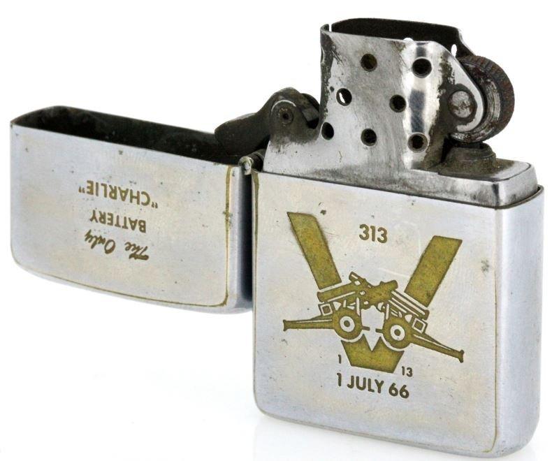 VIETNAM WAR 67-68 ZIPPO LIGHTER SNOOPY GOOD GRIEF - 3