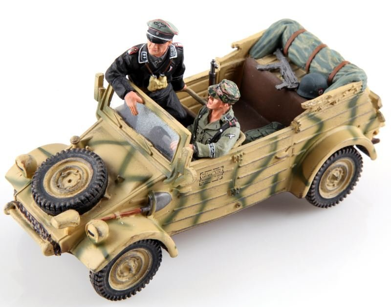 WWII KING & COUNTRY TOY SOLDIERS WS102 KUBELWAGEN