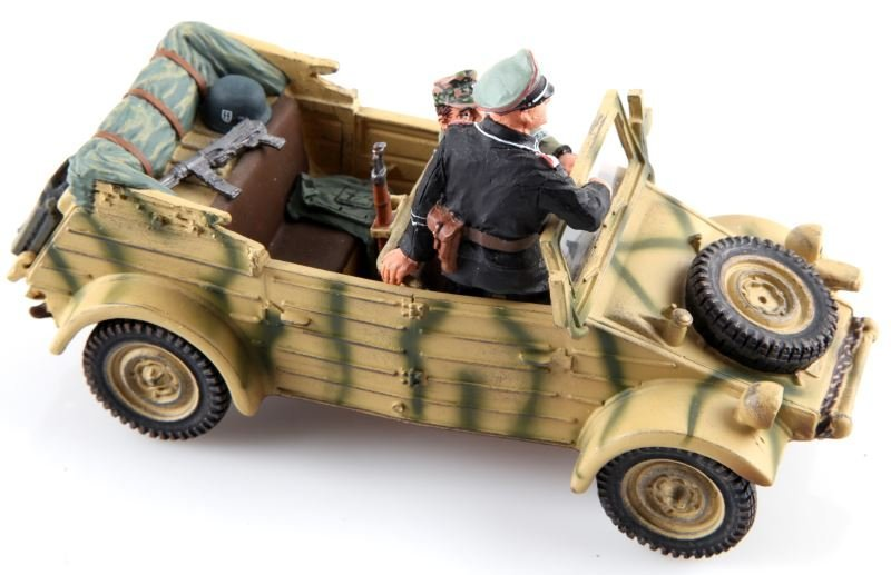 WWII KING & COUNTRY TOY SOLDIERS WS102 KUBELWAGEN - 2