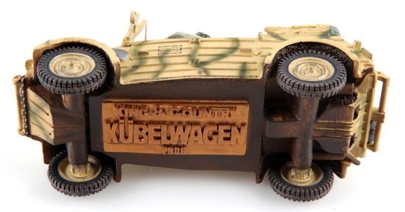 WWII KING & COUNTRY TOY SOLDIERS WS102 KUBELWAGEN - 4
