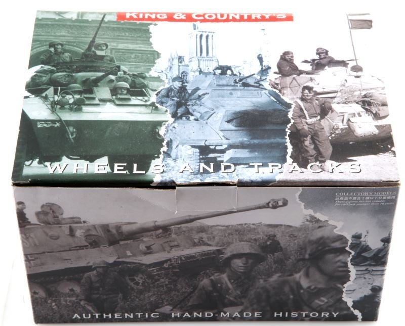 WWII KING & COUNTRY TOY SOLDIERS WS102 KUBELWAGEN - 5