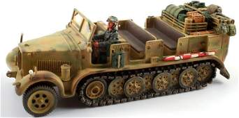 WWII KING  COUNTRY GERMAN FIGHTING VEHICLE