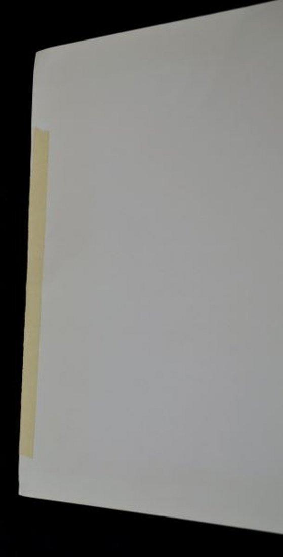 SHIRLEY TREVENA WHITE DAISIES SIGNED PRINT 119/350 - 4