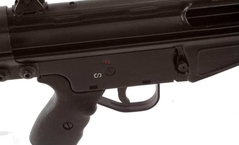 CENTURY ARMS CETME SPORTER RIFLE .308 CALIBER - 2