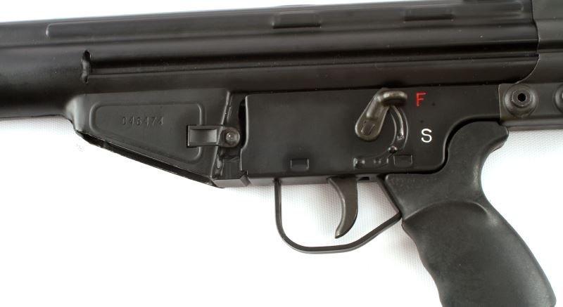 CENTURY ARMS CETME SPORTER RIFLE .308 CALIBER - 5