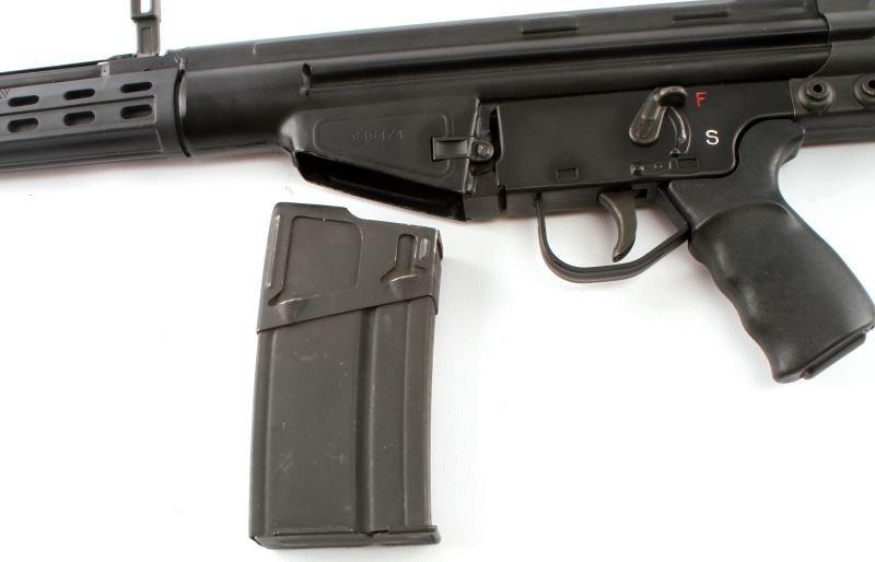 CENTURY ARMS CETME SPORTER RIFLE .308 CALIBER - 6