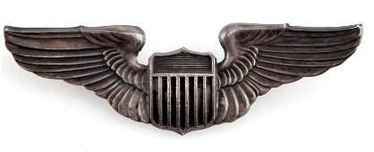 WWII USAF FLYING TIGER GEN. ROBERT L SCOTT WINGS