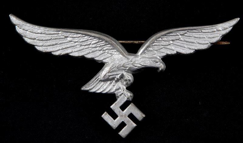 WWII GERMAN THIRD REICH LUFTWAFFE EAGLE PIN