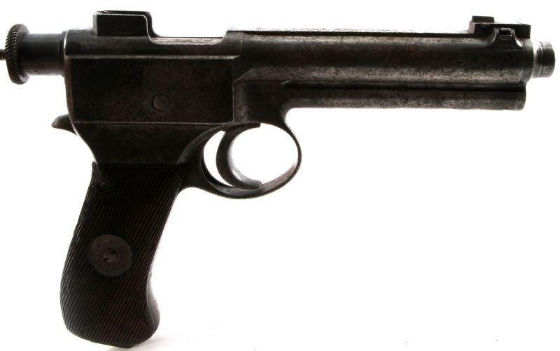 EARLY ROTH STEYR M1907 8MM PISTOL NO BARREL