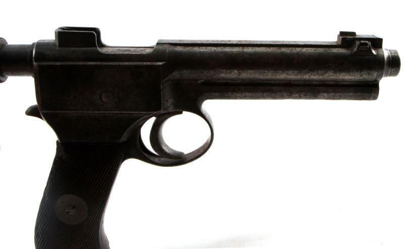 EARLY ROTH STEYR M1907 8MM PISTOL NO BARREL - 2