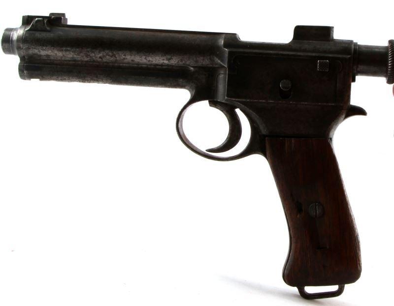 EARLY ROTH STEYR M1907 8MM PISTOL NO BARREL - 3