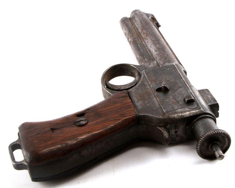 EARLY ROTH STEYR M1907 8MM PISTOL NO BARREL - 4