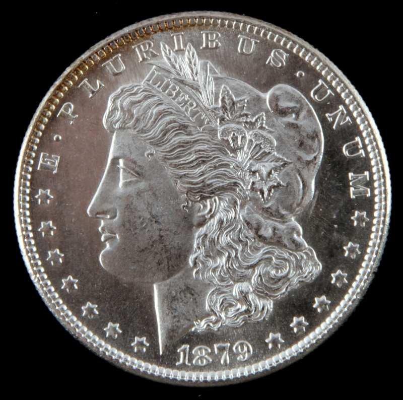 1879-S SILVER MORGAN DOLLAR NOT ENCAPSULATED