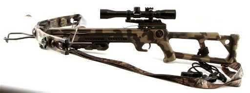 Horton Yukon Sl 150 Pound Crossbow With Scope