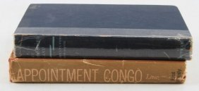 2 Signed Books Promised Land Appointment Congo