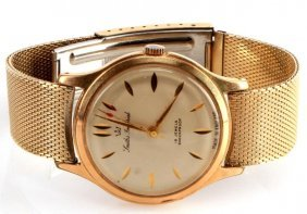 Mens Vintage Smiths Imperial 19 Jewel Watch