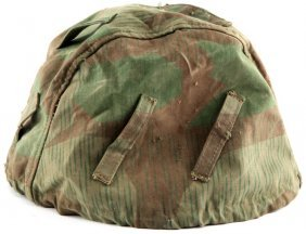 Wwii Third Reich Heer Or Luftwaffe Helmet Cover