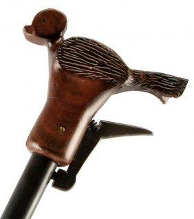 58 Caliber Black Powder Antique Walking Cane Gun