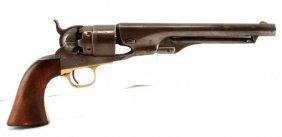 Colt Model 1860 Army .44 Caliber Revolver