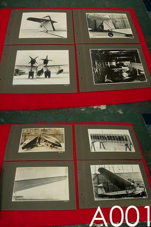 1001: ROHRBACH ROSTRA FLYING BOAT CANADA AVIATION PHOTO