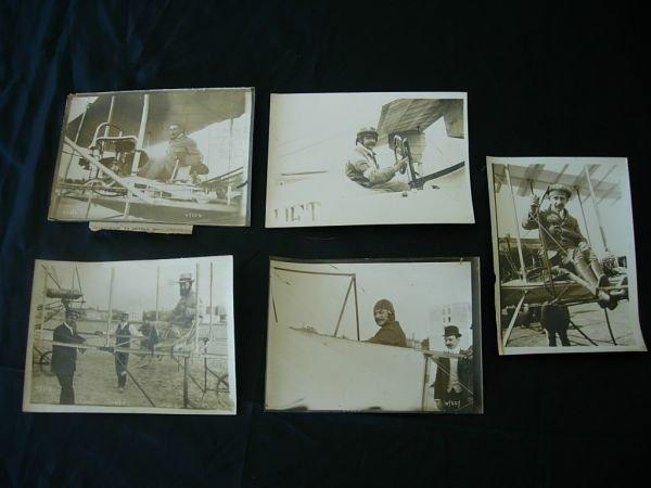1023: AVIATION PIONEER PRESS PHOTO BREGUET DELAGRANGE