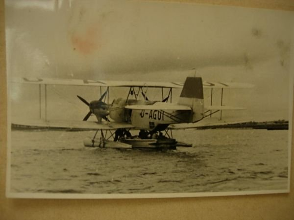 2085: WWII GERMAN FLYING BOAT TOWING PHOTO LOT 100+ - 4