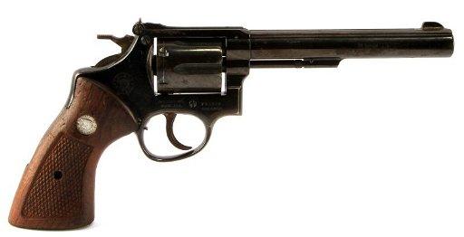 TAURUS BRASIL 6 SHOT  38 SPECIAL REVOLVER