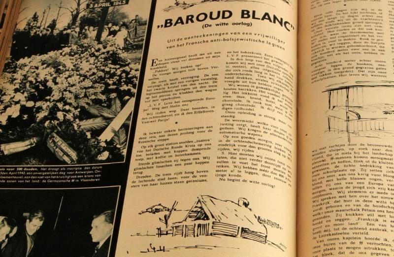 WWII GERMAN #1 TO #24 1943 BOUND SIGNAL MAGAZINE - 5