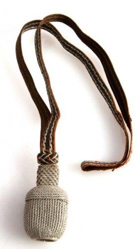 Wwii German Heer Dagger Sword Knot Portepee