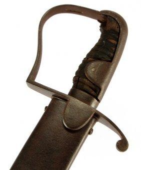 1896 British Napoleonic Cavalry Sabre W/ Scabbard